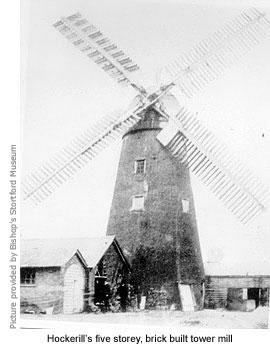 Guide 10: Hockerill Windmill   Bishop's Stortford & Thorley - A ...
